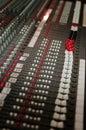 Zvuk štúdio mixér