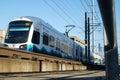 Sound Transit Link Light Rail Royalty Free Stock Photo