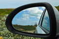 South Africa, Western Cape, Cape Agulhas, lighthouse, mirror Royalty Free Stock Photo