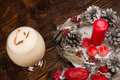 South american christmas punch known as leche de burra Royalty Free Stock Photography