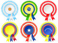 South American Rosettes Stock Photography