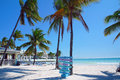 South Beach of Key West Royalty Free Stock Photo