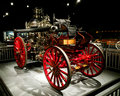South carolina museum showcases a metropolitan steam pumper at north charleston fire Stock Photography