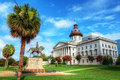 South Carolina State House Royalty Free Stock Image