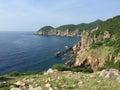 South China Sea coastline Royalty Free Stock Photo