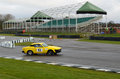 South Down Rally Event at Goodwood. Royalty Free Stock Photo