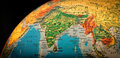 stock image of  India Globe