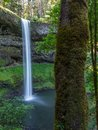 South Falls of Silver Creek Royalty Free Stock Photo