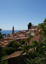 South of France = Menton Stock Image