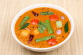 South indian dish sambar or sambhar or sambaaru is a in and sri lankan tamil cuisines made of pigeon peas a variant of Royalty Free Stock Photography