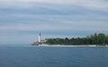 South Manitou Island Lighthouse Royalty Free Stock Photo