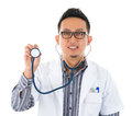Southeast Asian medical doctor Stock Images