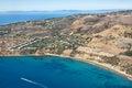 Southern California Coastline Royalty Free Stock Photo