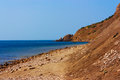 Southern coast of the crimea ukraine black sea Stock Images