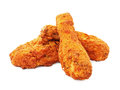 Southern fried chicken Royalty Free Stock Photo