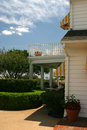 Southfork Ranch nahe Dallas Lizenzfreies Stockfoto