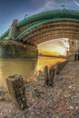 Southwark Bridge Royalty Free Stock Photo
