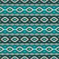Southwest navajo pattern Royalty Free Stock Photo