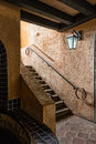 Southwestern architecture, Tlaquepaque in Sedona, Arizona Royalty Free Stock Photo