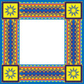 Southwestern Design Royalty Free Stock Photo