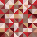 Southwestern Geometric Design Royalty Free Stock Photo