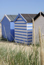 Southwold Beach huts Royalty Free Stock Photos
