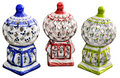 Souvenir arabic lanterns Royalty Free Stock Images