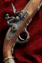 Souvenir copy of an old musket