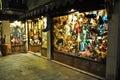 Souvenir shop in Venice, Italy Stock Photography