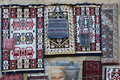 Souvenir stand in Baku old town