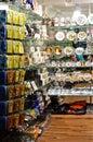 Souvenirs shop in Vienna Stock Image
