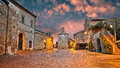 Sovana, Grosseto, Tuscany, Italy Royalty Free Stock Photo