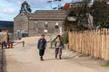 Sovereign Hill, Ballarat, Australia Stock Photo