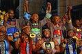 Soweto Gospel Choir Royalty Free Stock Photo