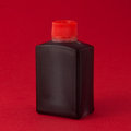 Soy sauce bottle Royalty Free Stock Photo