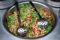 Soya dish Stock Photo