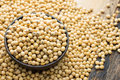 Soybean Royalty Free Stock Photo