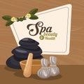 Spa beauty and health herbal organic wellness