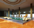 Spa interior Royalty Free Stock Photos