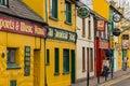 Spa Road. Dingle. Ireland Royalty Free Stock Photo