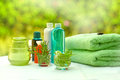 Spa spa treatment treatments are man s fresher and healthier Stock Images