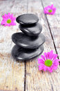 Spa zen stones Royalty Free Stock Photos