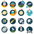 Space, Illustration series Royalty Free Stock Photo