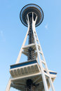 Space Needle Royalty Free Stock Photography