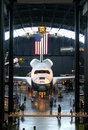Space Shuttle Enterprise Royalty Free Stock Photo