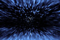 Big Bang Star Hyperspace Wars Royalty Free Stock Photo