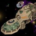 Spaceship #05