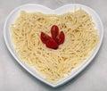 Spaghetti Royalty Free Stock Photo