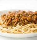 Spaghetti bolognese 3 Royalty Free Stock Image