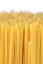 Spaghetti with copy space Royalty Free Stock Photography